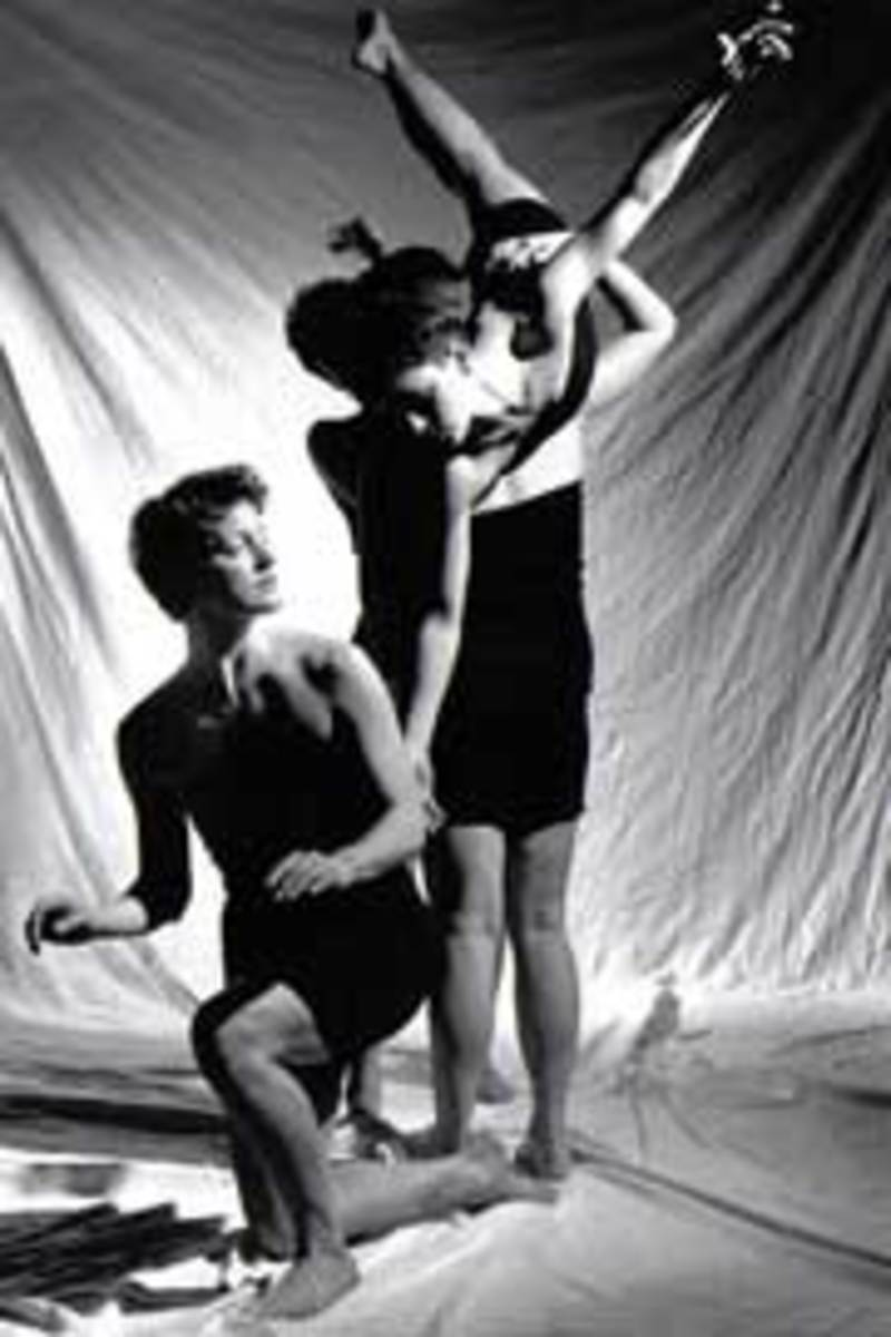 Faith 1991 Choreography by Pat Graney Premiere: OntheBoards at the MooreTheater