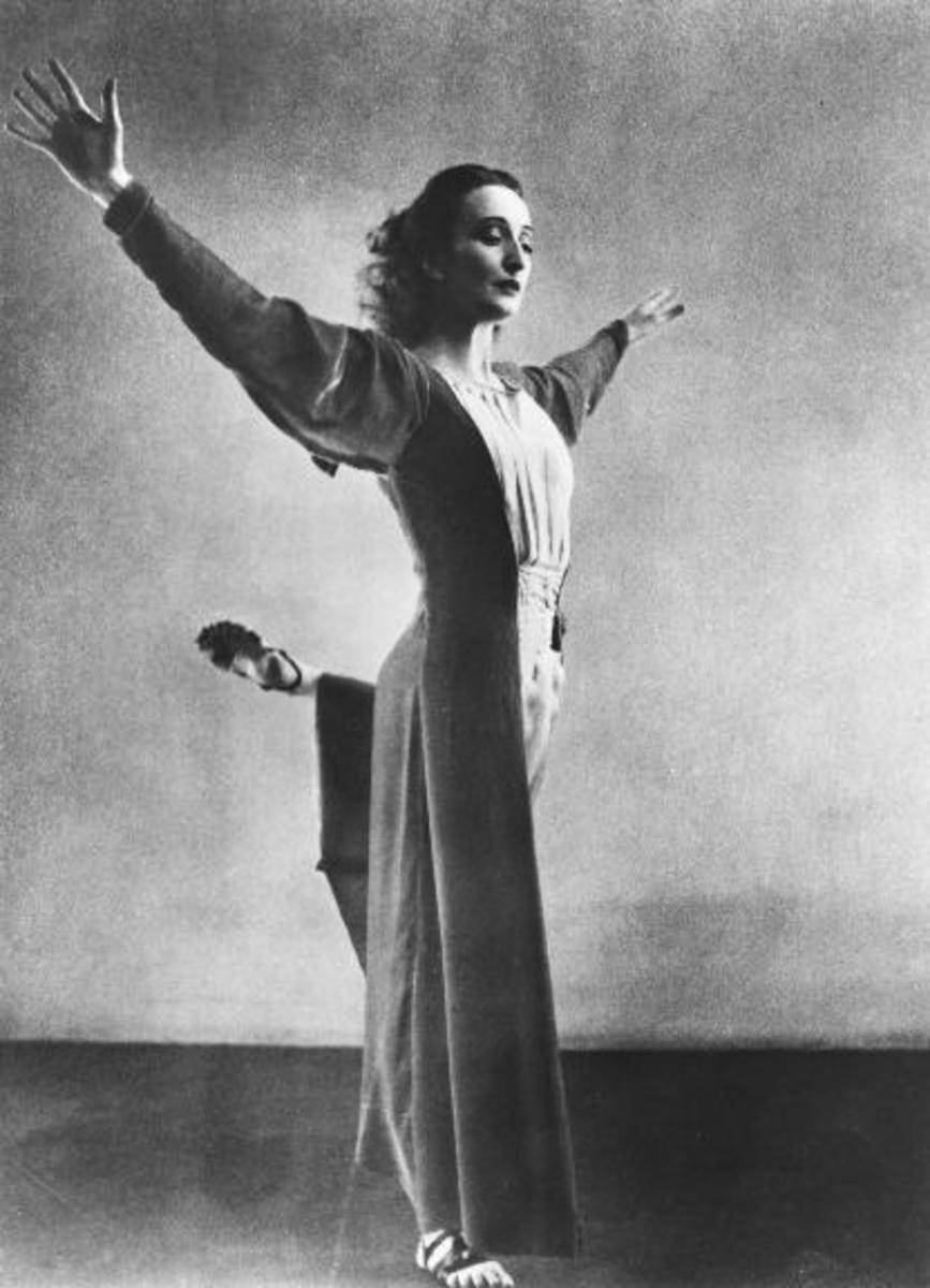 Doris Humphrey - early modern dance pioneer