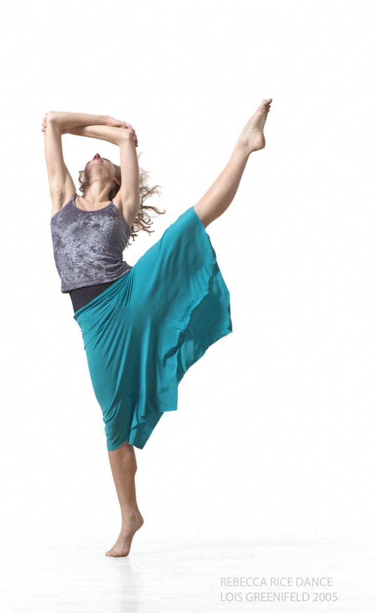 Ann-Marie Cofield/ Rebecca Rice Dance Photo:  Lois Greenfield