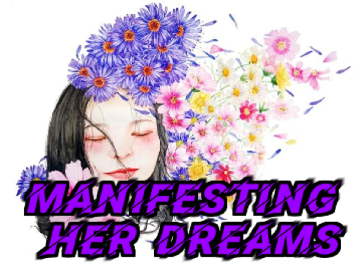 Poem: Manifesting Her Dreams