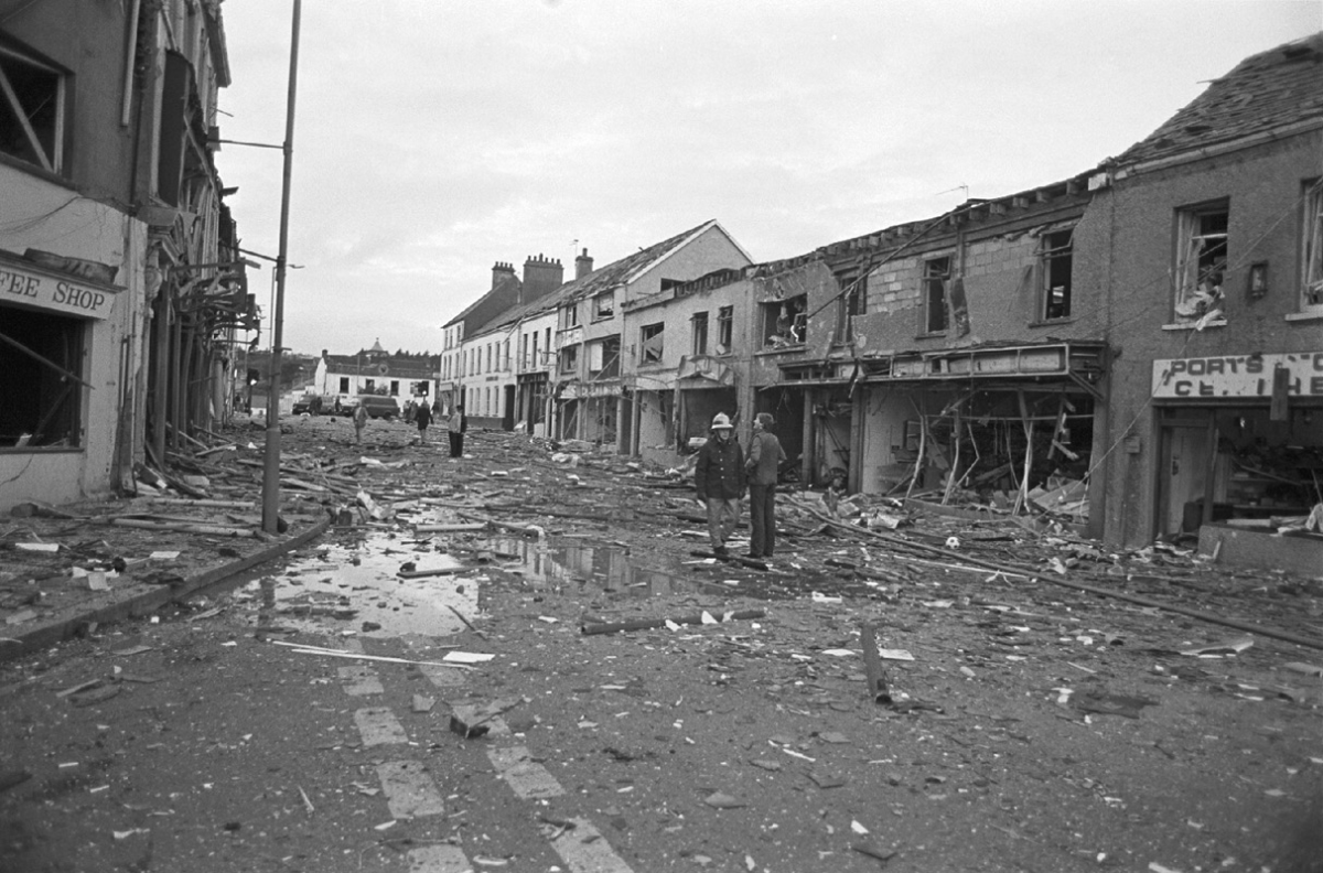 Growing Up In The Troubles