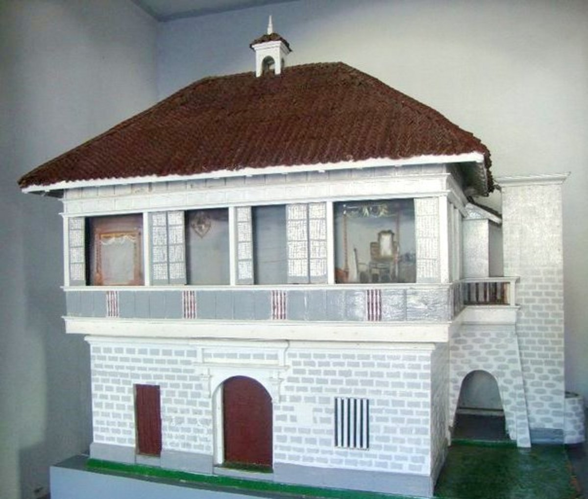 replica of Jose Rizal's house