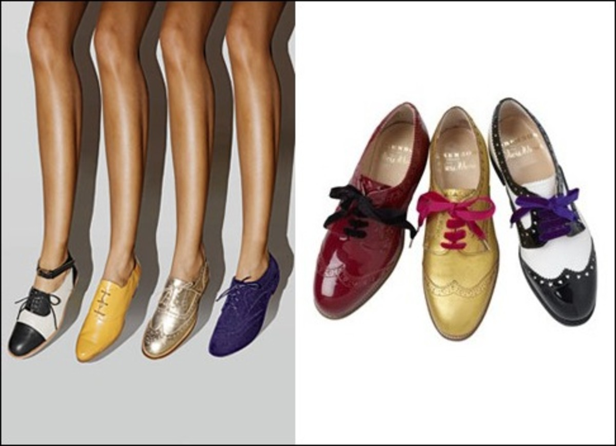 How To Wear Oxfords (5