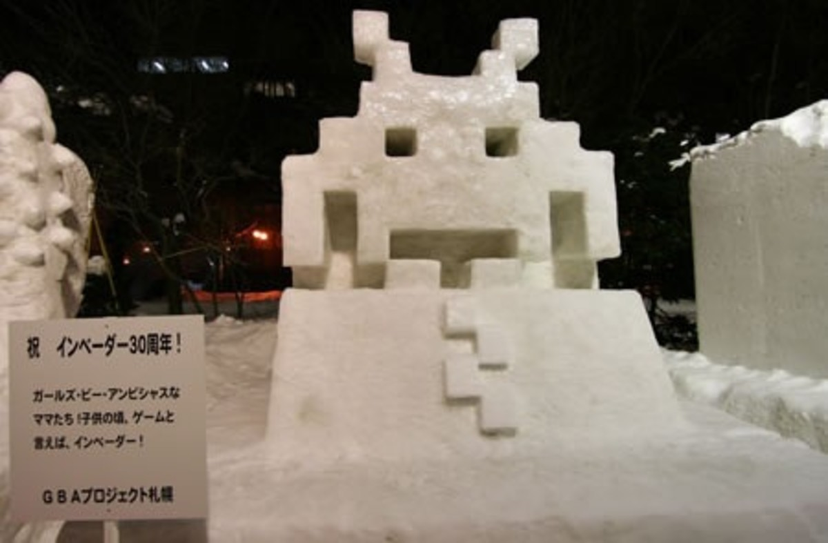 Easy Snow Sculpture Ideas & Designs - How To Create A ...