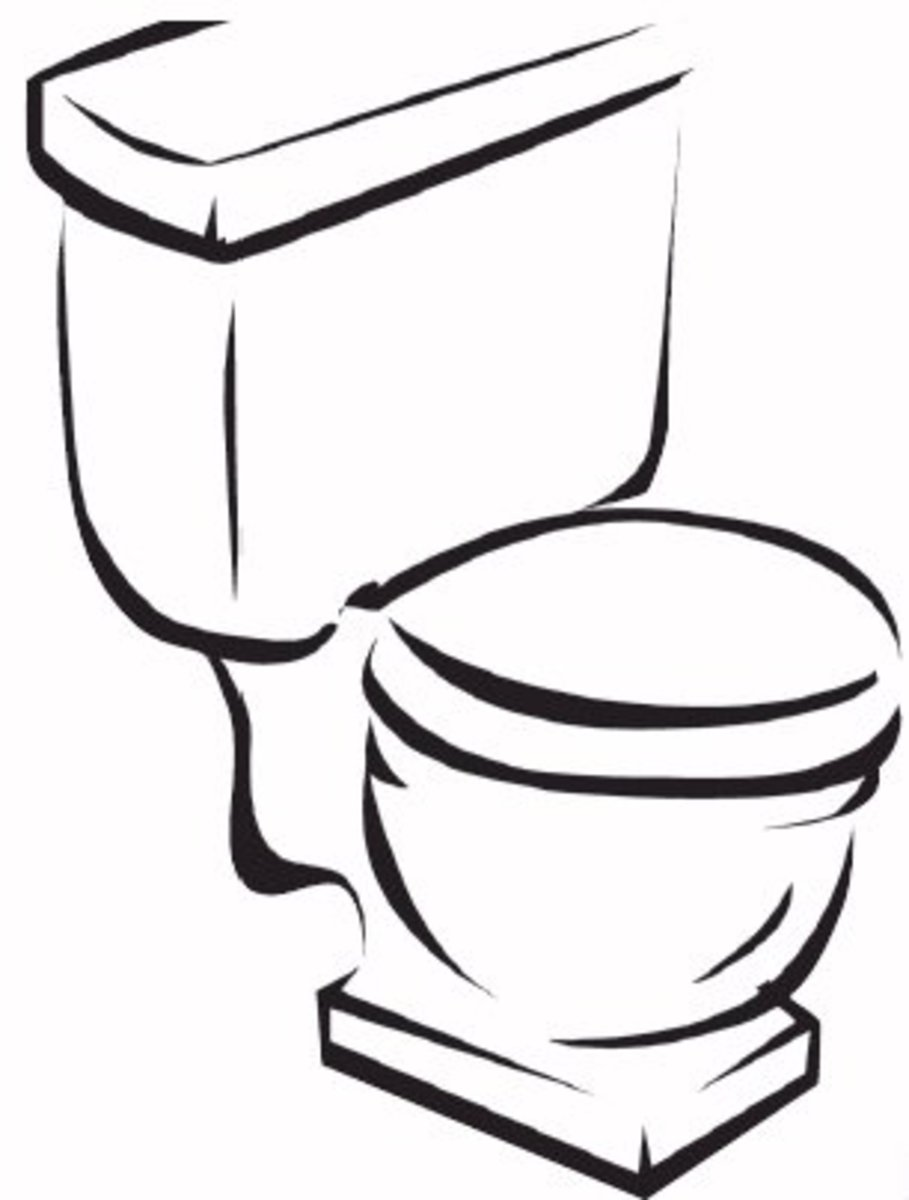 coloring pages dolly on potty - photo#43