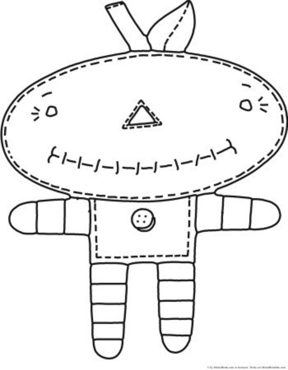 toddler coloring pages at momsbreak.com