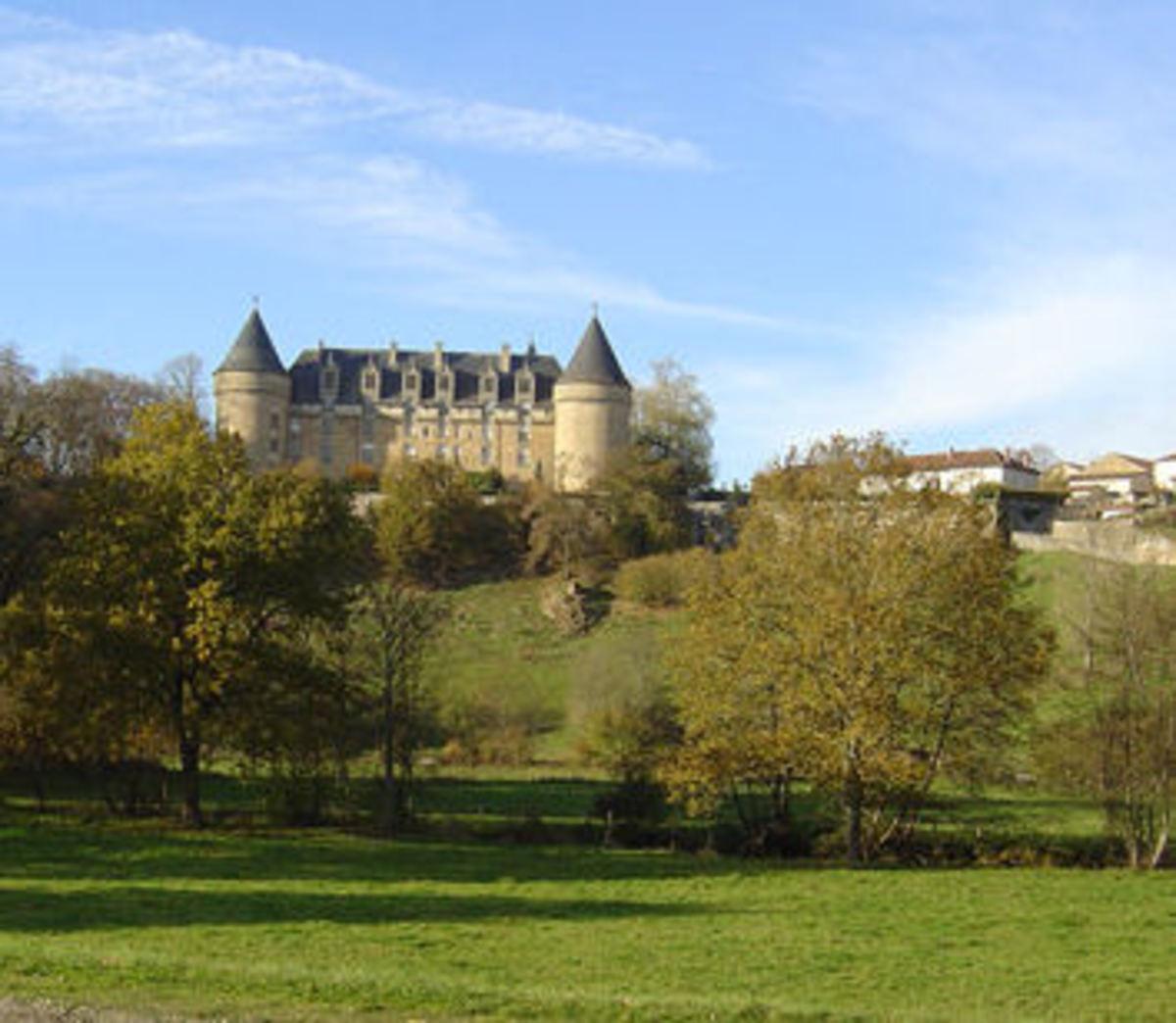 Chateau Rochechouart, Limousin