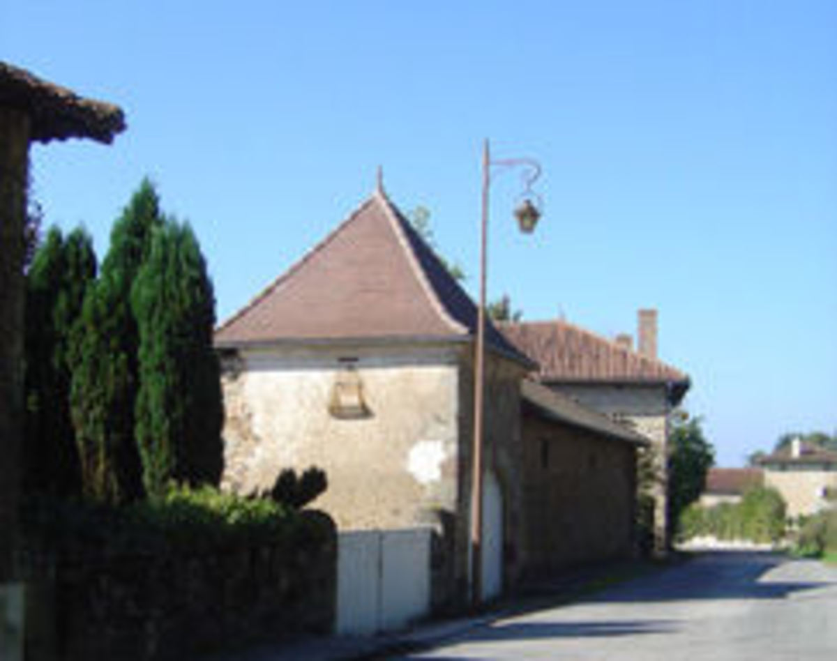 Videix bourg