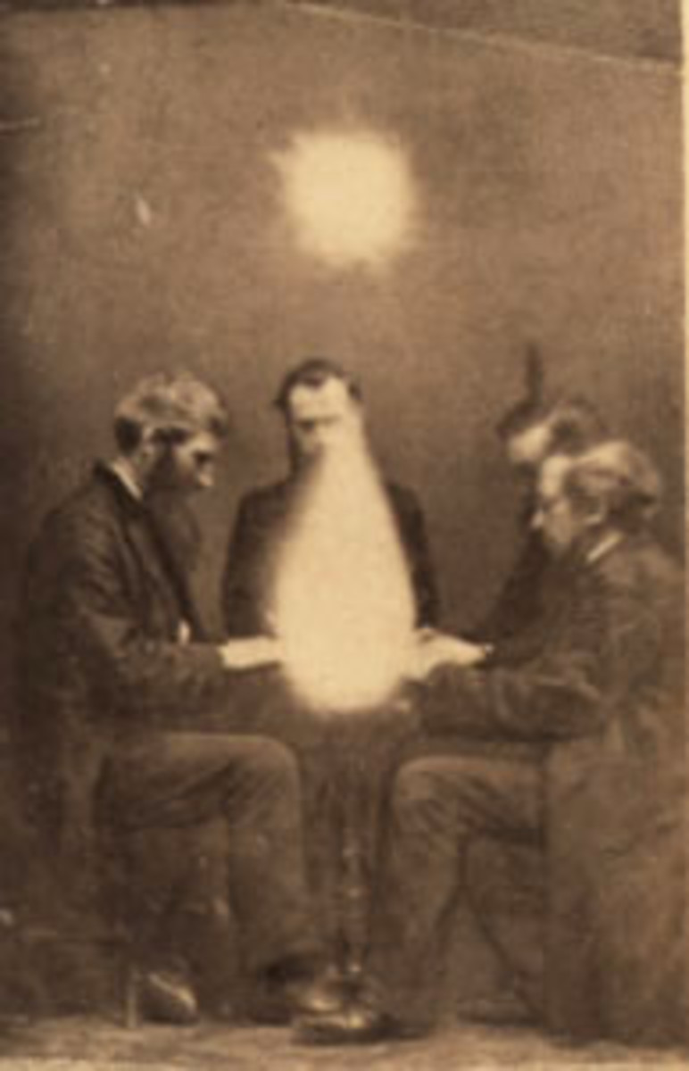 Spiritualism in 19th Century Britain