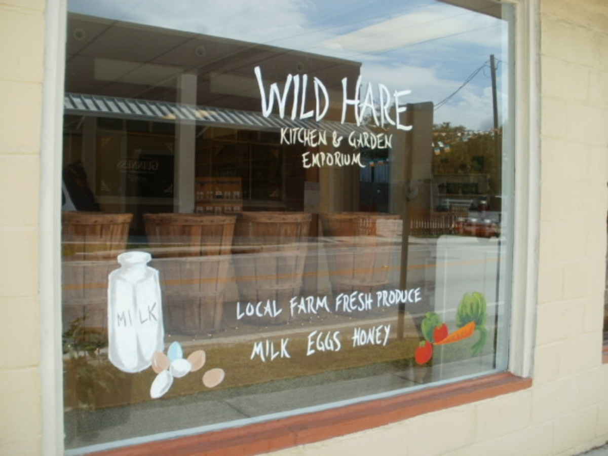 Farm to Table - a Wild Hare Expedition