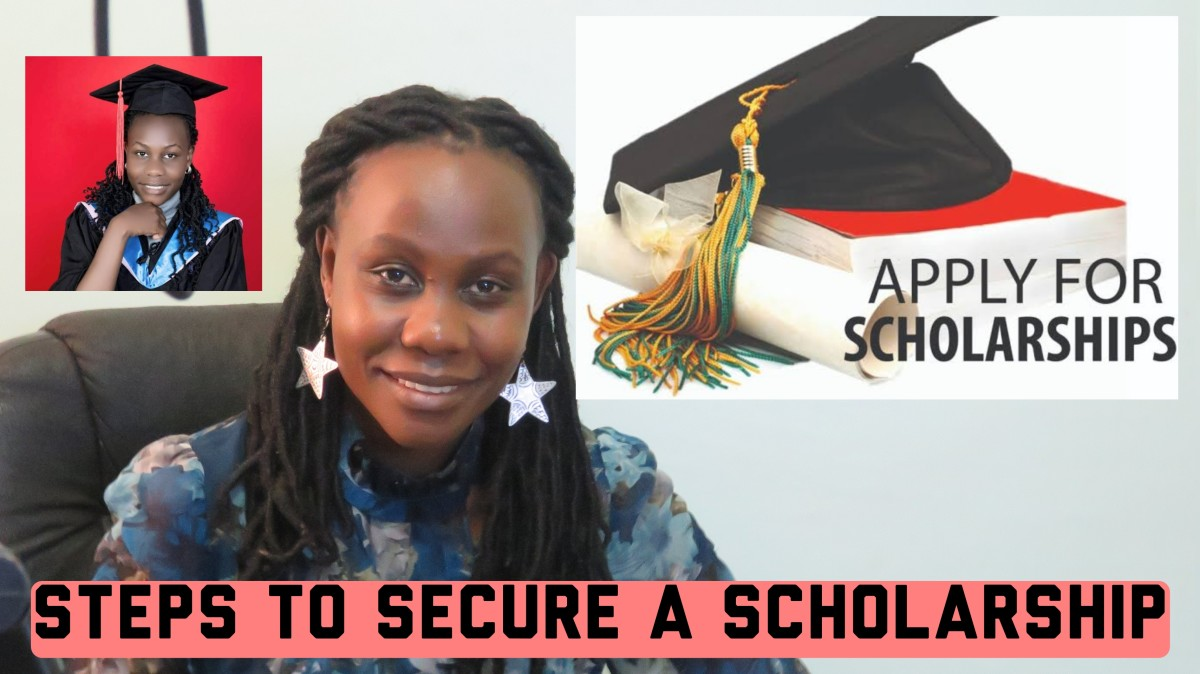 Dianah Walubengo (Debra) sharing my scholarship journey