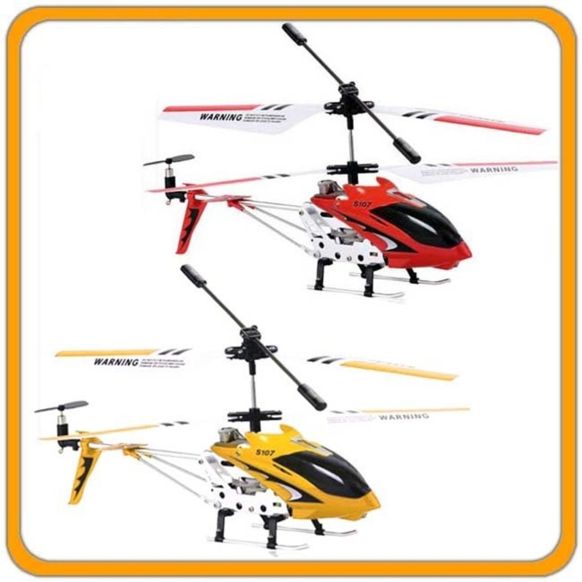 Syma S107 Helicopter Problems & Solutions