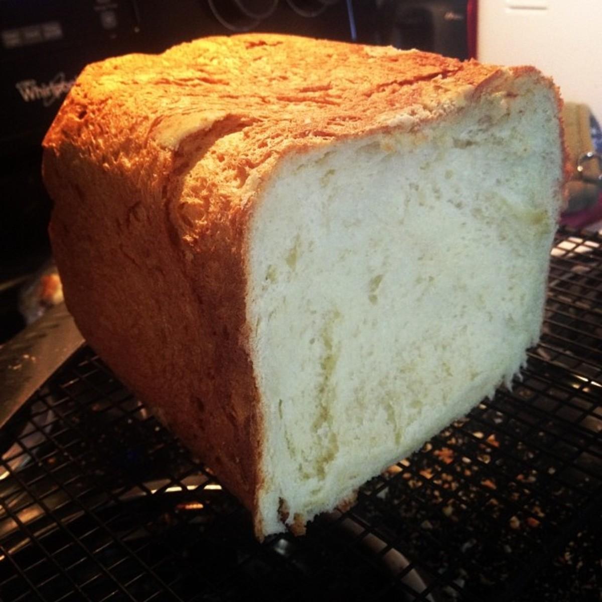 How to Make Gluten-Free Bread in a Bread Machine