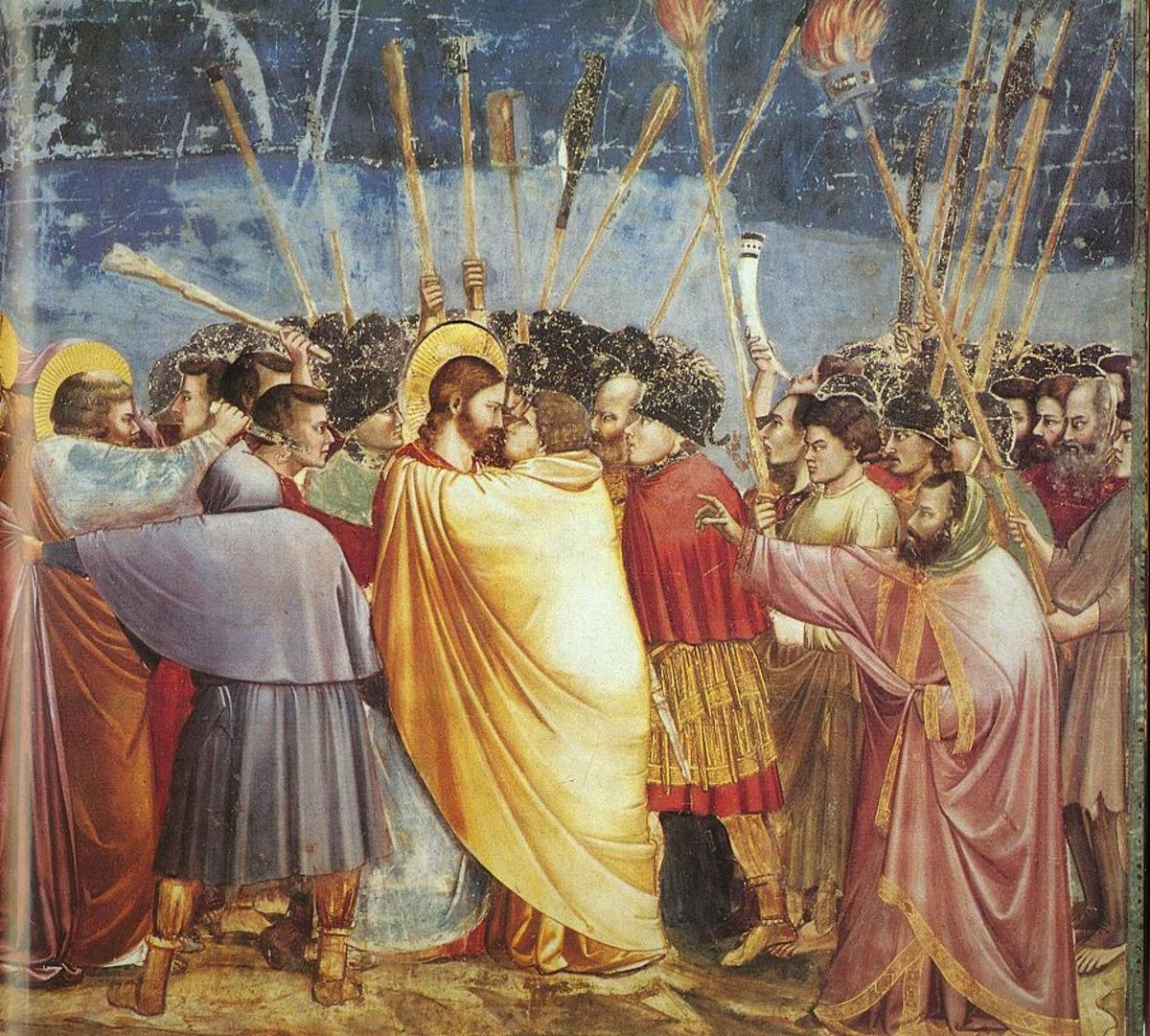 Jesus knew Judas was going to betray him, yet accepted it whole heartedly.