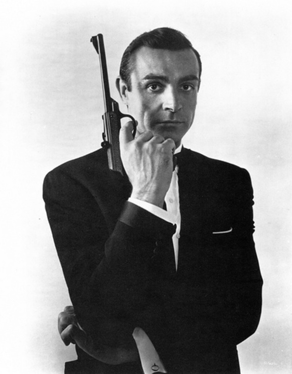 The Best Ever James Bond Theme Songs   HubPages