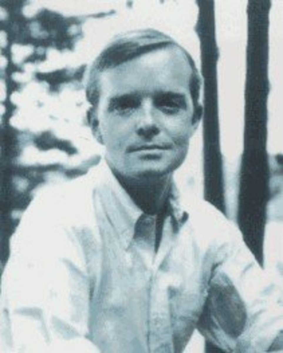 "A Lesson to Teach Truman Capote: ""A Christmas Memory"""