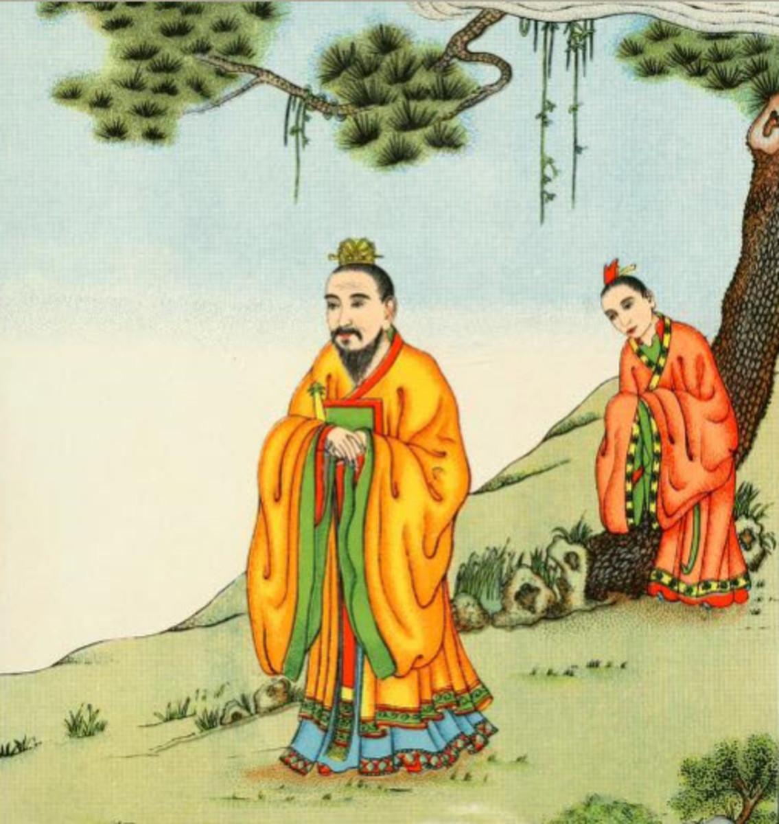 Confucius's Parents