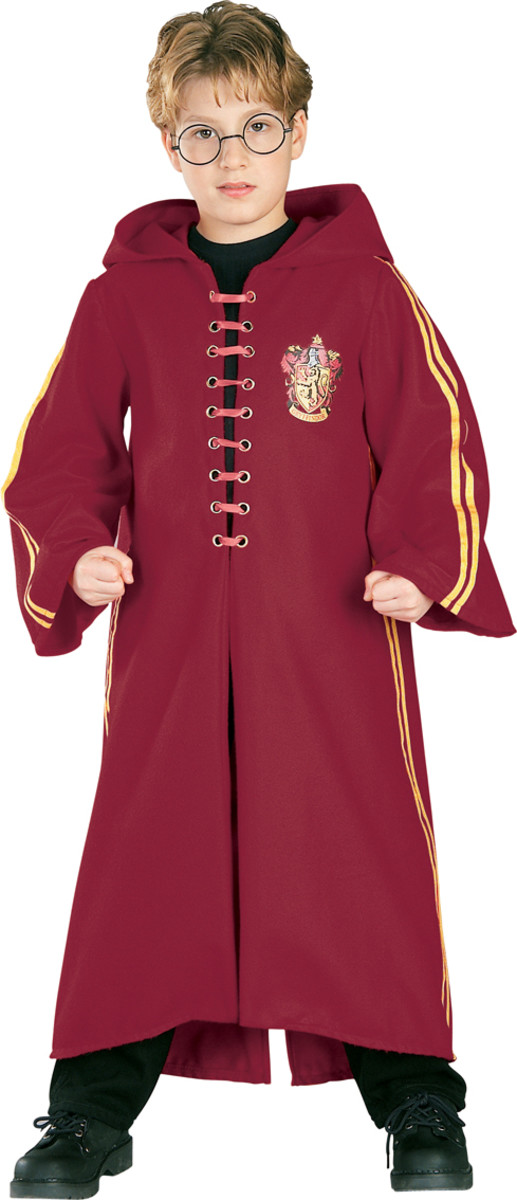 Quidditch Player Costume