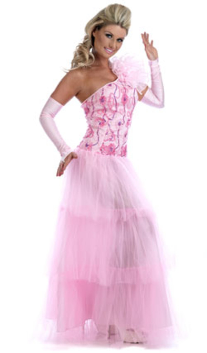 Quickstep Costume