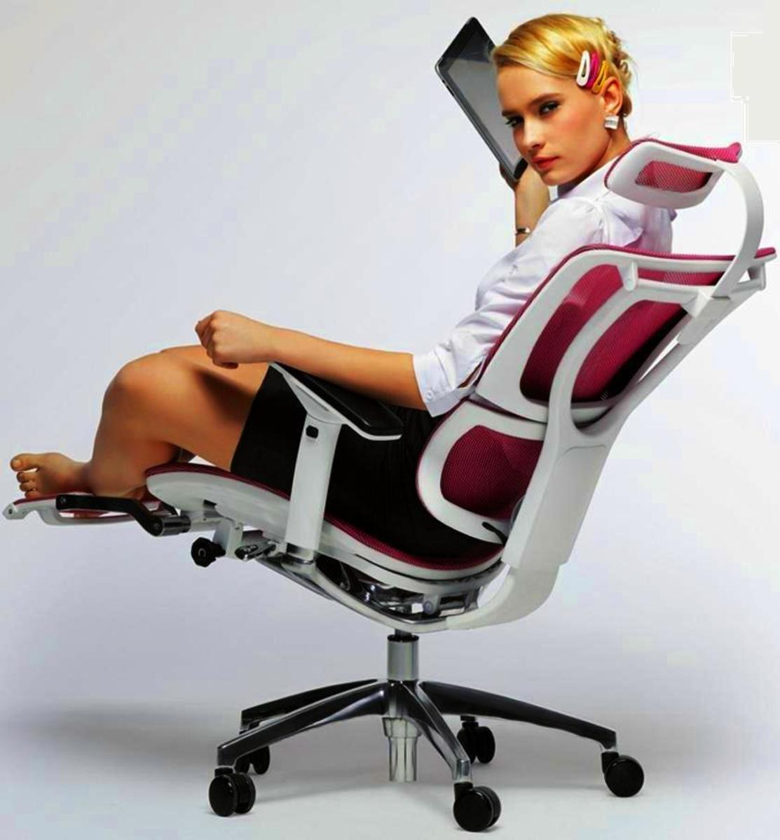whether you go to an office everyday or you work at home like myself acquiring good ergonomic chairs is an investment with substantial returns because it