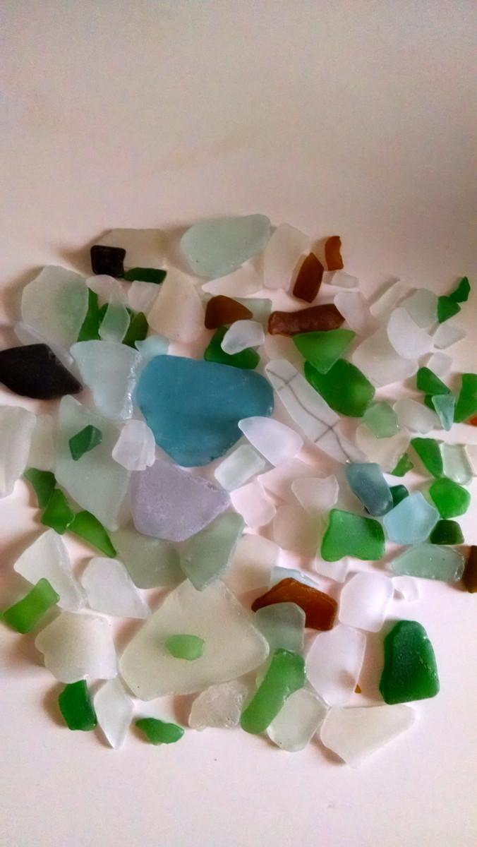 Sea Glass Treasures