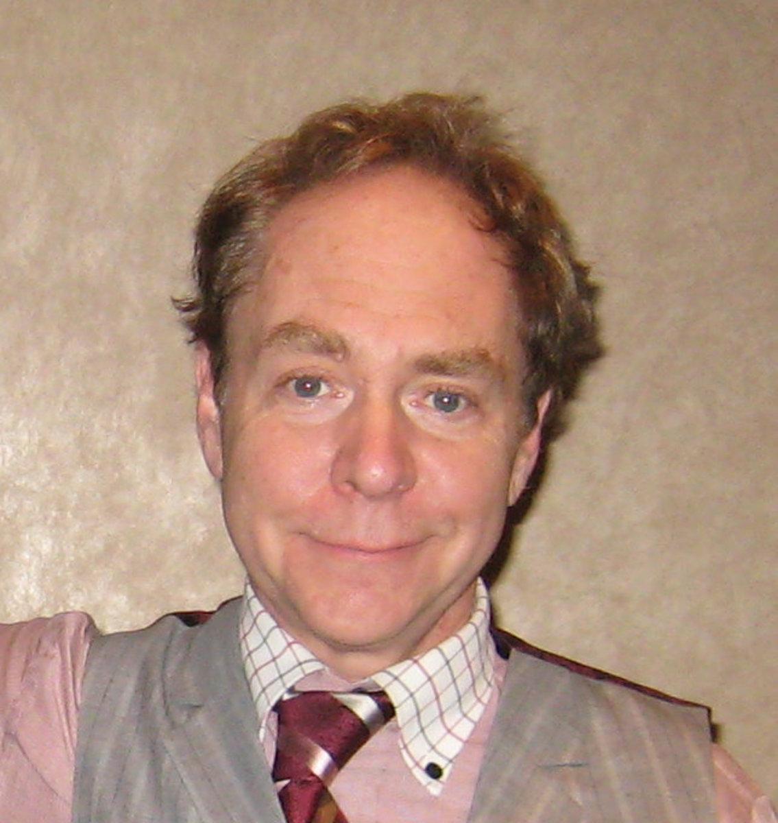 Raymond Teller 2007