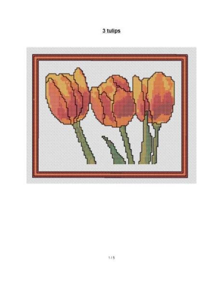 more-flower-free-cross-stitch-patterns