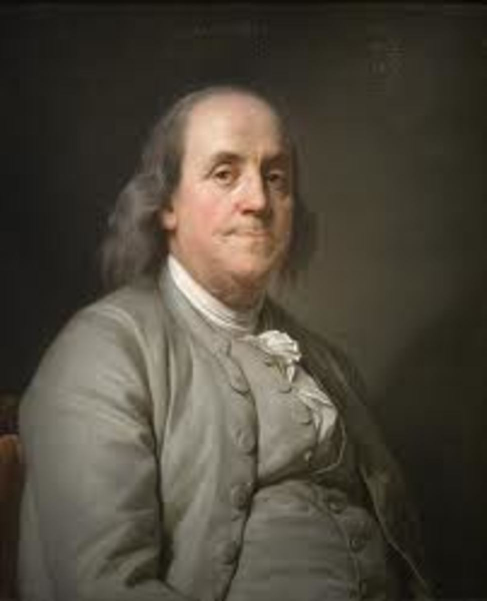 Making and Saving Money  Ben Franklin's Way