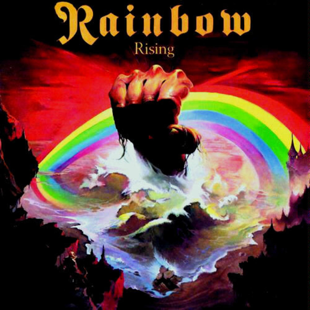 25 Greatest Hard Rock And Heavy Metal Album Covers Hubpages