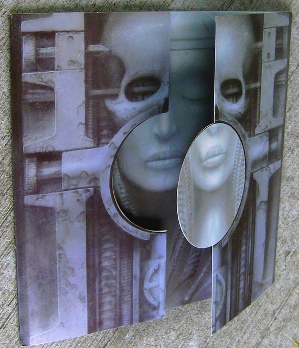 Brain Salad Surgery was a multi-layered experience in more ways than one.