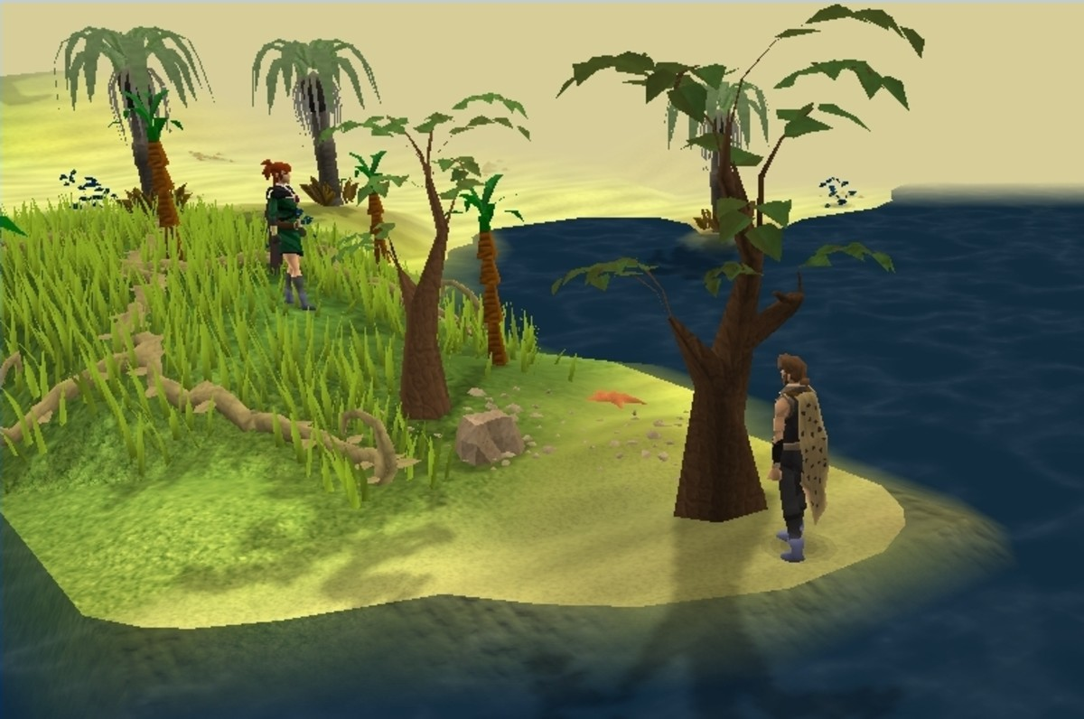 Runescape Agility Shortcuts: How to Build Hidey Holes and Rope Racks Guide