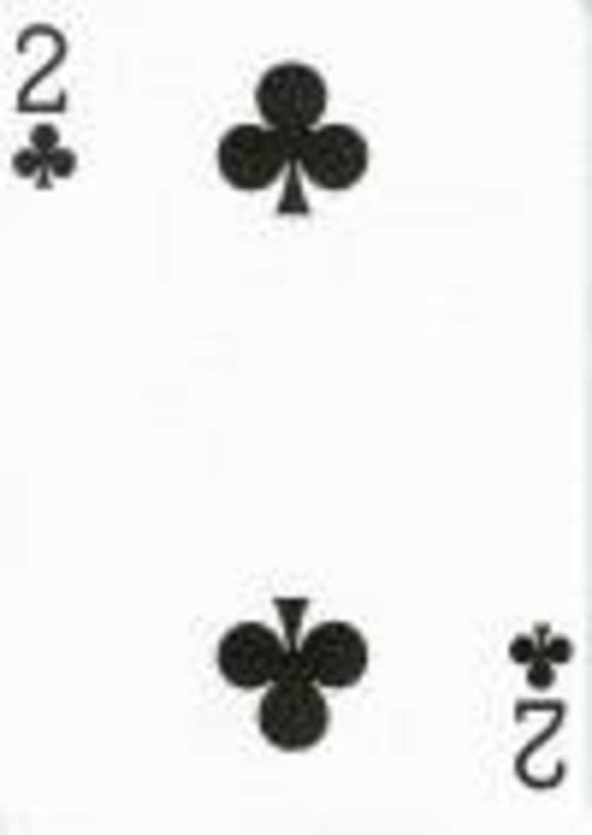 two of clubs