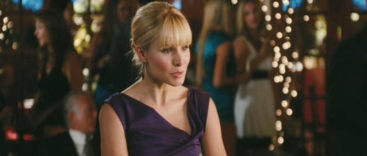 The character Marni played by Actress Kristen Bell in You Again the movie