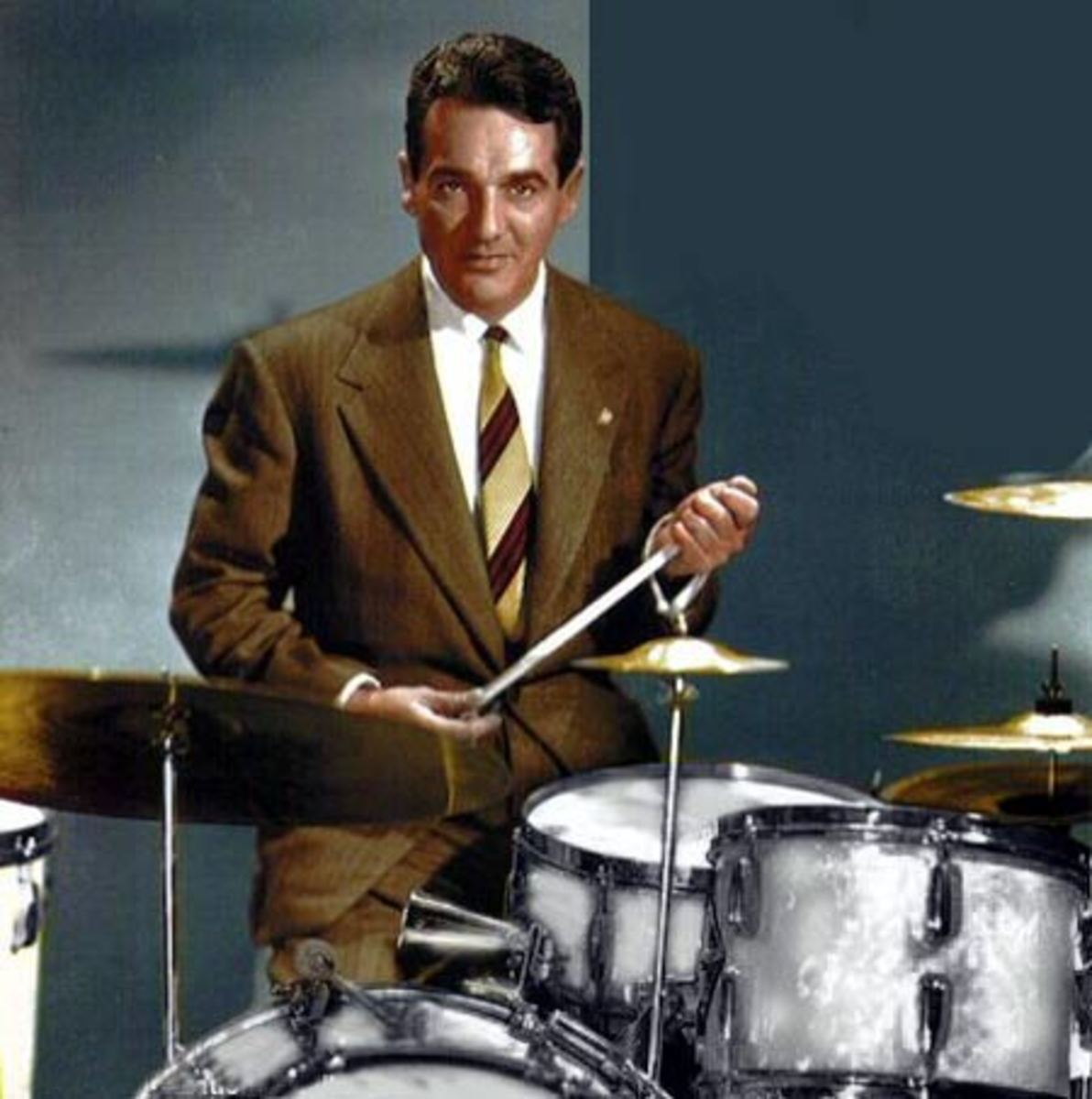 Gene Krupa, the first super star drummer