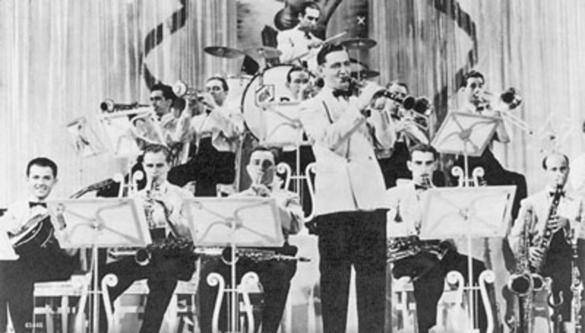 The Benny Goodman Band of the 1930's