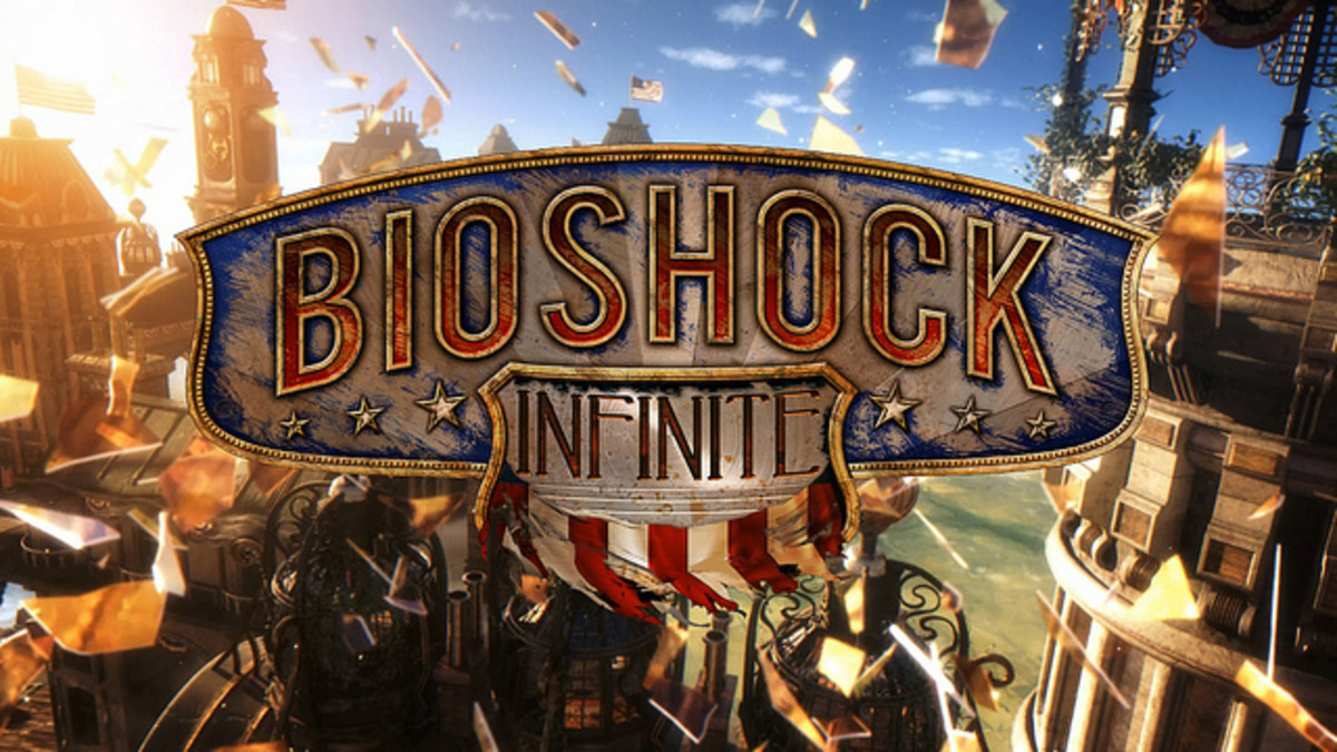 Bioshock Infinite : First Look at Steampunk Heaven