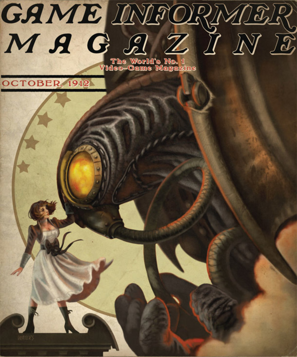 Bioshock Infinite special preview from October 2010