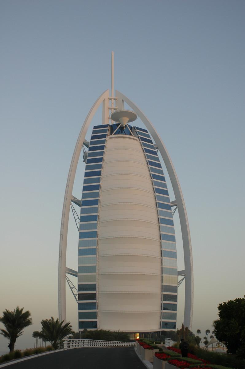 You can buy alcohol in hotels like the Burj al Arab