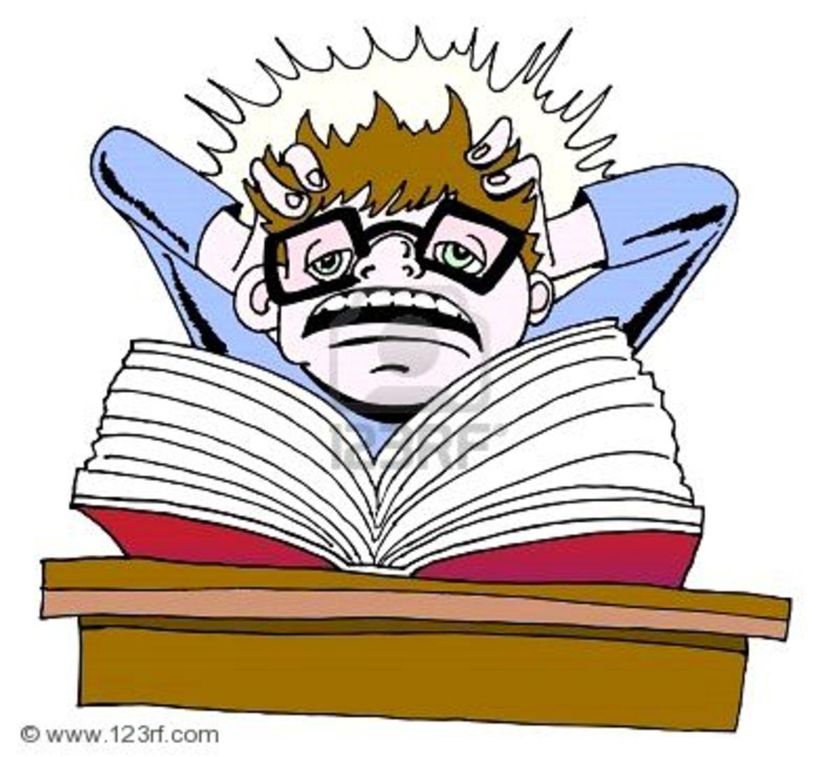 Frustrating homework