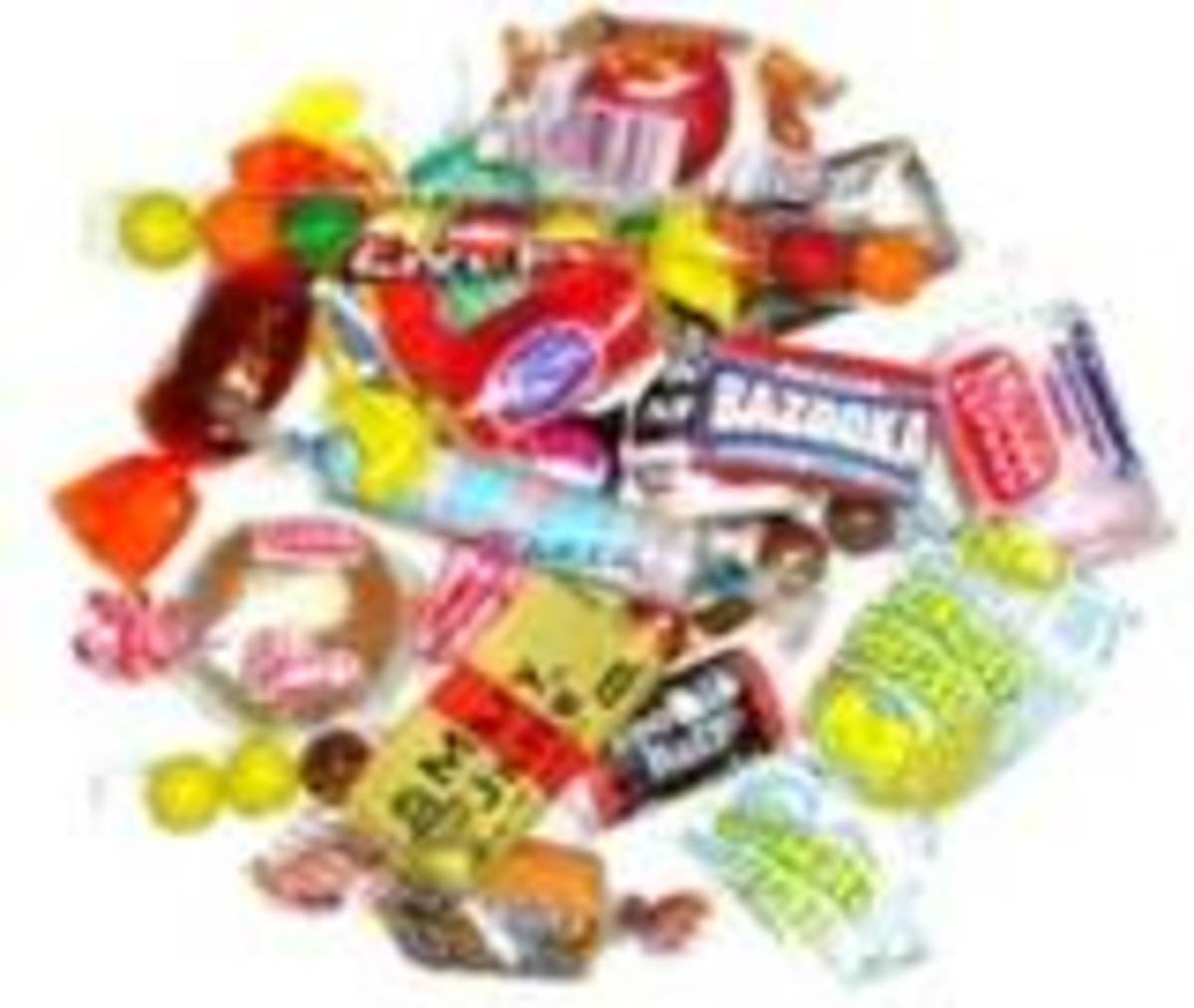 When I was a little kid I used to dream about Penny Candy