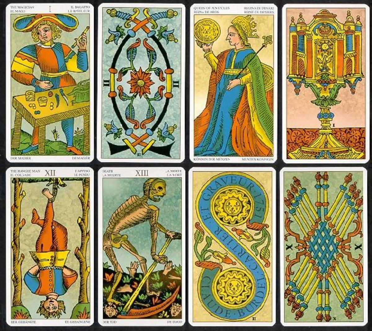 The Influence of Tarot