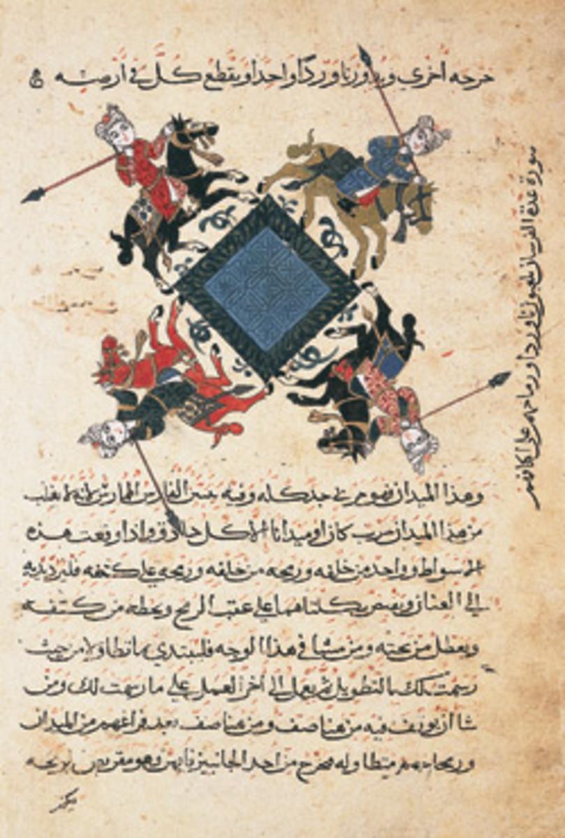 Mamluk card