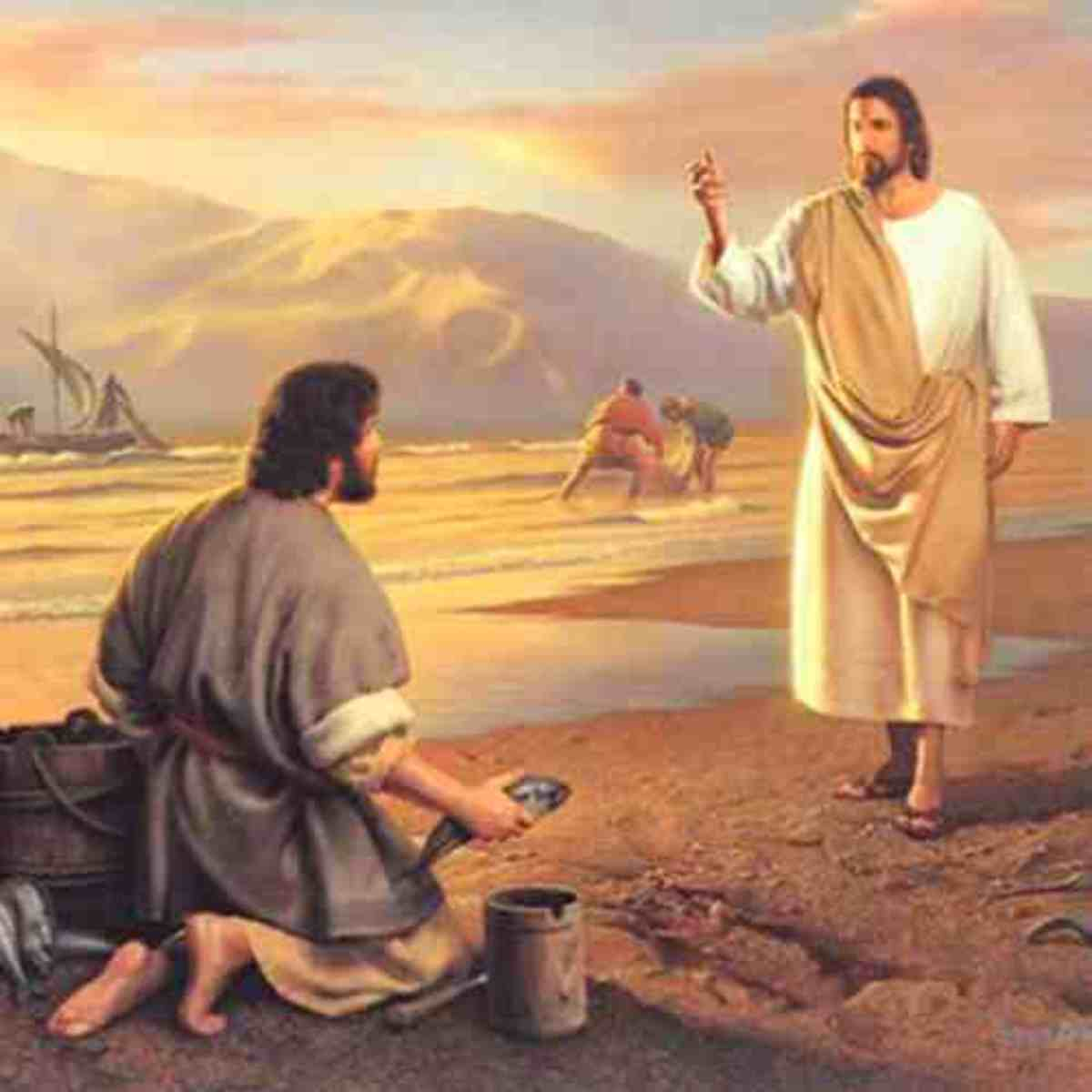 Peter: A Disciple of Jesus