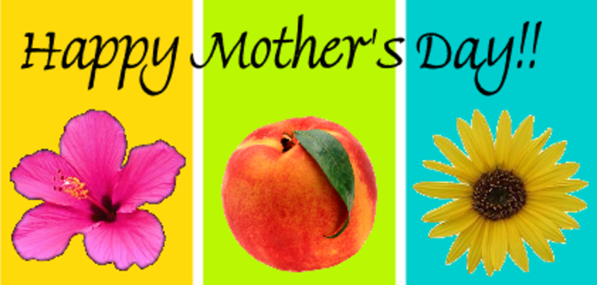Happy mother's day By greenoahu, source photobucket - When is Mothers Day?