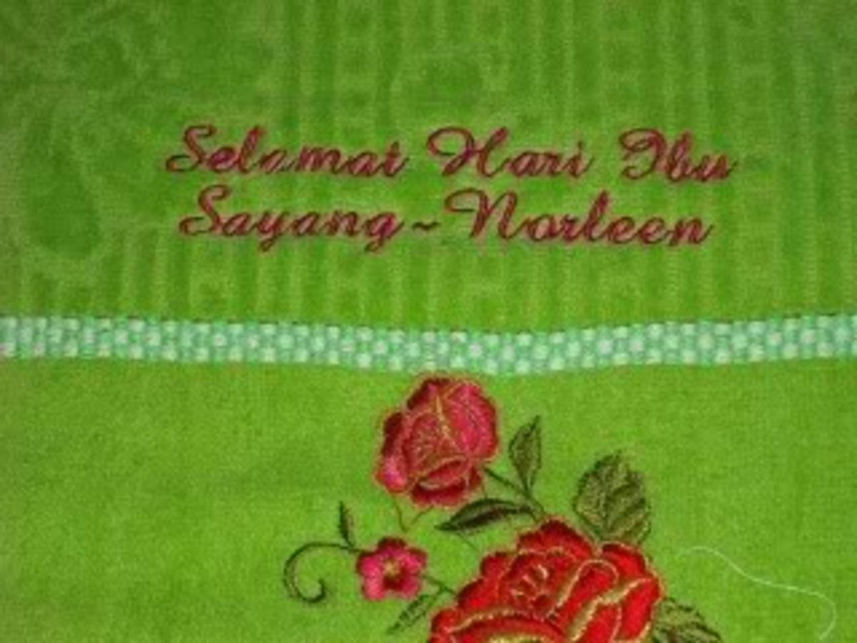 Happy Mothers Day By geboobugs in Indonesian - When is Mothers Day?