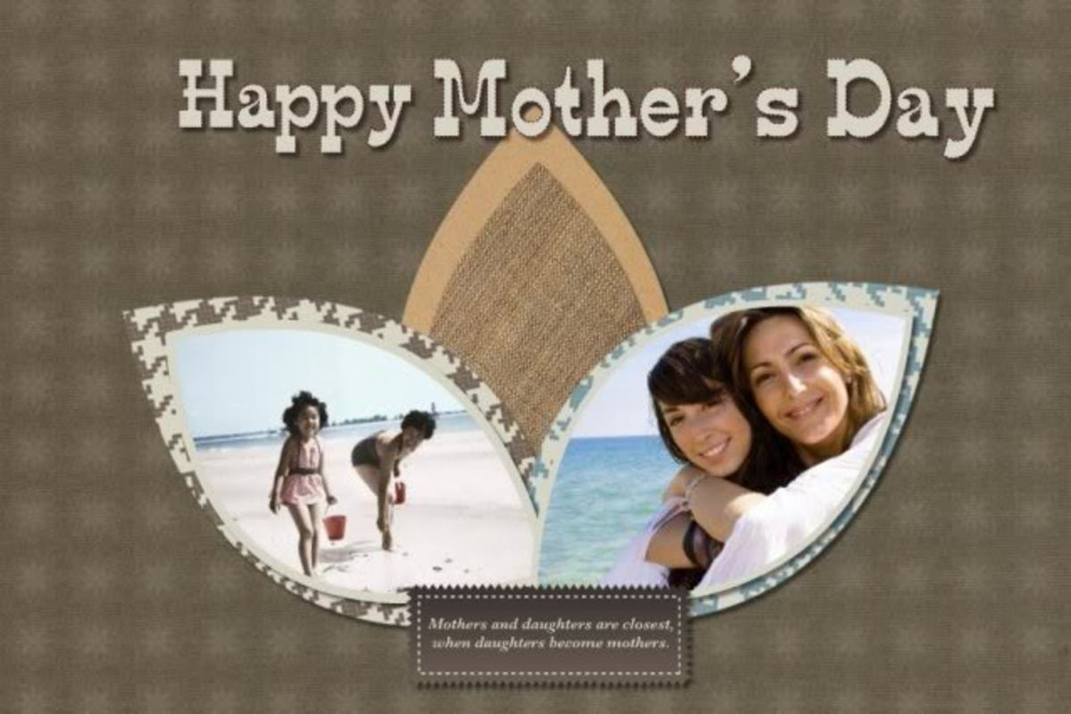 Happy Mother's Day-1 By Maggie2680. source photobucket - When is Mothers Day?