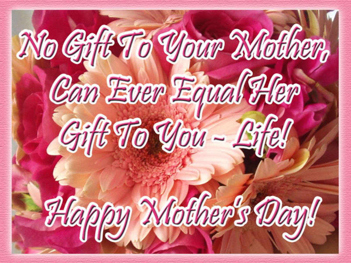 Happy Mother's Day card By M_I_C_K_E_Y, source photobucket - When is Mothers Day?