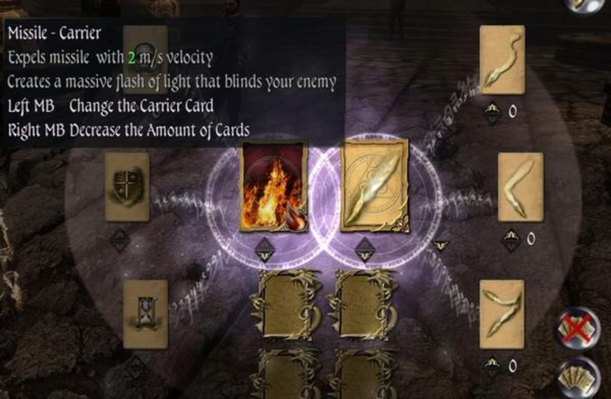 Spell Amulet