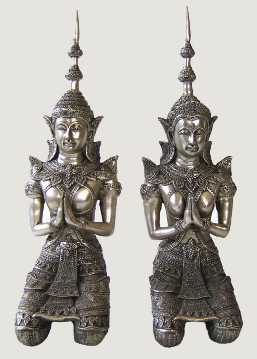 Buddhist Teppanom Angels / Guardians