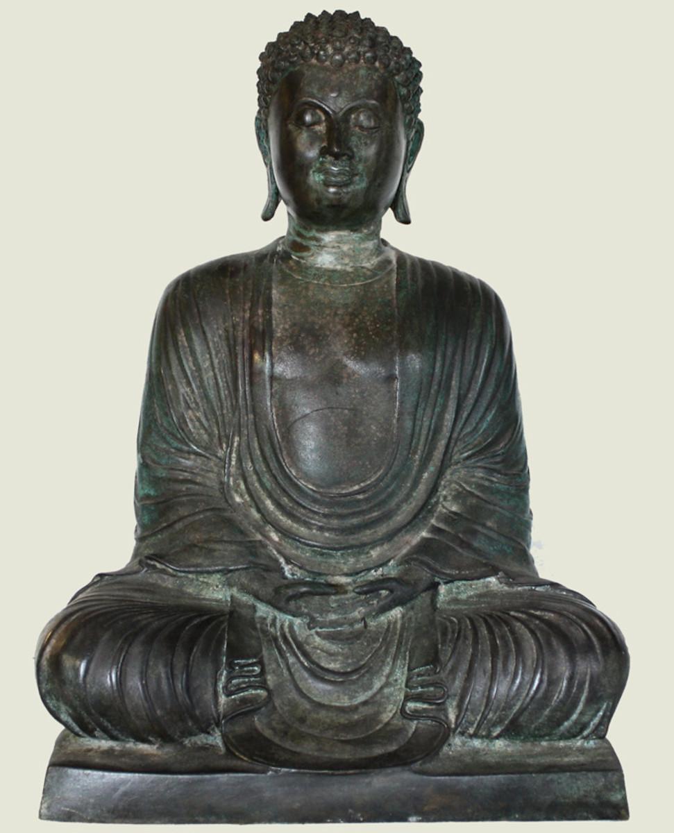 Buddha statues and buddhist symbolism hubpages biocorpaavc Choice Image